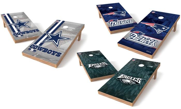 2u0027x4u0027 NFL Cornhole Boards (Set Of 2) ...
