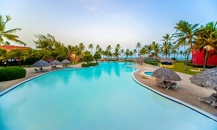 Caribe club princess beach resort spa stay with airfare for Round the world trips all inclusive