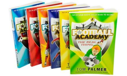 Football Academy Six-Book Set