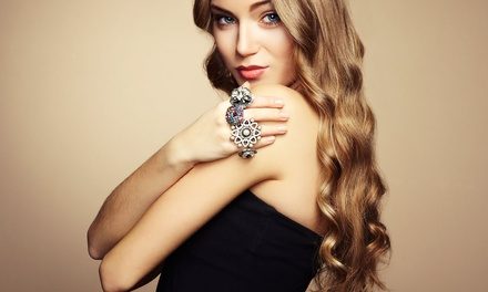Haircut, Style, and Blowout with Option for Single-Process Color at 94 West Salon (Up to 63% Off)