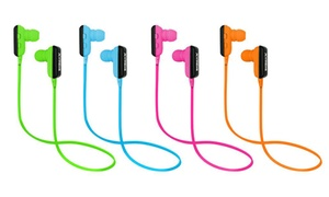 Xtreme Sports Earbuds with Selfie Click at Xtreme Sports Earbuds with Selfie Click, plus 6.0% Cash Back from Ebates.
