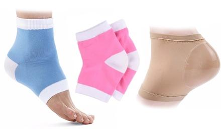 Dynergy Gel Moisturising Heel Socks