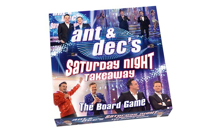 Ant and Dec Board Game | Groupon
