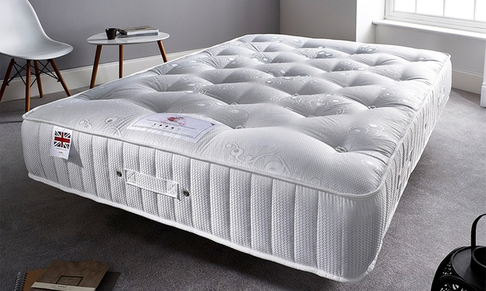 3000 diamond pocket mattress