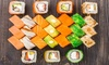 Sushi afhaalbox 20 tot 54 stuks