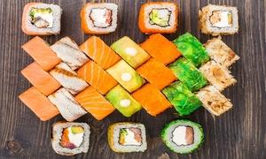 Hokkaido: Afhaalbox Sushi van 20 tot 54 stuks bij Hokkaido in hartje Gent vanaf 14€.