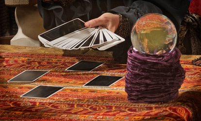 $14 for $85 Worth of Services —  Psychic readings by gina