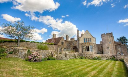 Wedding Package for 45 Day Guests with Exclusive Use of Grounds and Castle at Lympne Castle (58% Off)