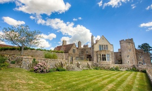 Lympne Castle: Wedding Package for 45 Day Guests with Exclusive Use of Grounds and Castle at Lympne Castle (58% Off)