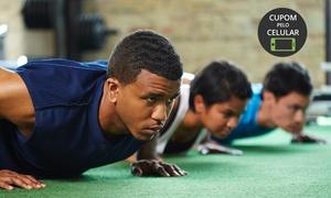 Prado Pilates Fitness: Prado Pilates Fitness – Vila Marieta: 1, 2 ou 3 meses de treinamento funcional com matrícula inclusa