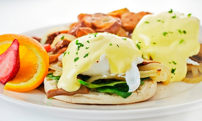 The Park Café - Qualico Family Centre at Assiniboine Park: Café Food for Breakfast and Lunch at The Park Café (50% Off). Two Options Available.