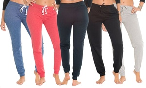 Coco Limon Women's Joggers (5-Pack) at Coco Limon Women's Joggers (5-Pack), plus 8.0% Cash Back from Ebates.
