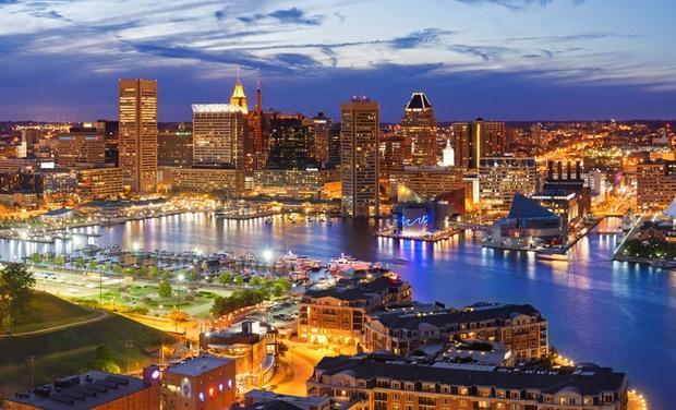 Radisson Hotel Baltimore Downtown-Inner Harbor: Downtown Baltimore Hotel | Groupon Getaways