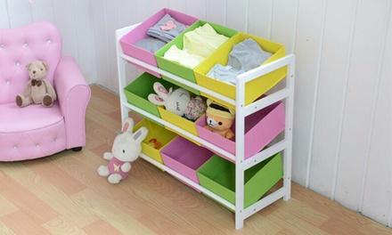 Children Storage Rack