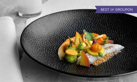 Gastronomische lunch van de chef voor 2, 4, 6 of 8 personen bij Michelinsterrestaurant De Karpendonkse Hoeve