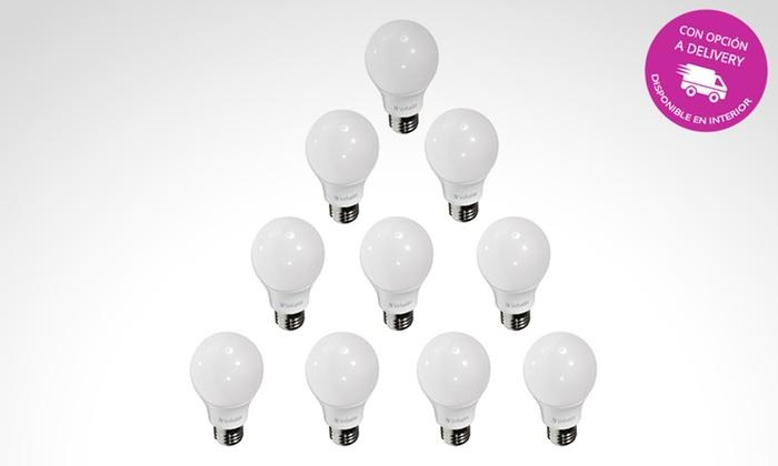 verbatim - Múltiples sucursales: Desde $99 en vez de $149 por lámparas bulbo Verbatim con delivery o retiro en sucursal. Pagá en cuotas sin interés