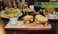Two-Course Meal and a Drink from R199 for Two at Tribakery Cavendish (Up to 41% Off)
