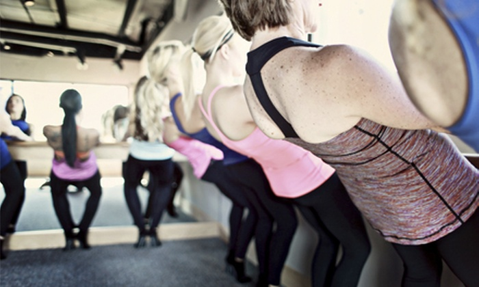 Pure Barre Beverly Hills - Beverly Hills: 5 or 10 Barre Fitness Classes at Pure Barre Beverly Hills (Up to 64% Off)