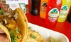 30% Off Mexican Food for Dine-In or Carryout from Street Taco