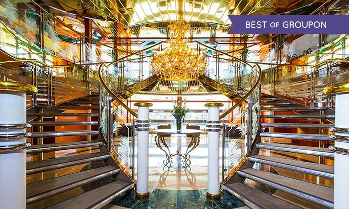 Sunborn Yacht Hotel London Deals