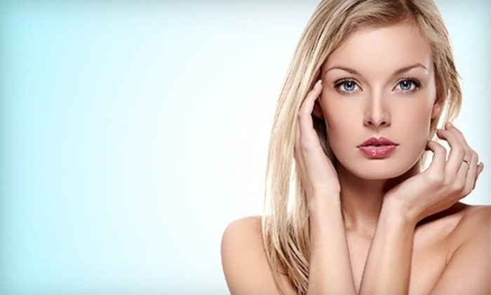 AQUA Medical Spa - Westminster: $99 for Consultation and Up to 20 Units of Injectable Cosmetic Treatment at Aqua Medical Spa (Up to $200 Value)