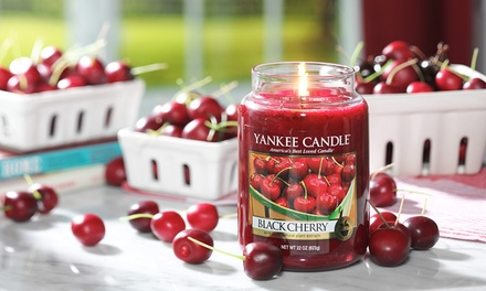 One £16.99 or Six £89.99 Yankee Candle Large Jars in Choice of Scent