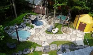 Nation Santé-Spa: 59 C$ pour un accès au spa et un massage suédois détente de 1 h à Nation Santé-Spa (valeur de 115 C$)