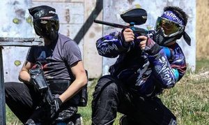 Top Gun Paintball: 1-Day Paintballing Package for One, Two, Four or Eight at Top Gun Paintball (Up to 67% Off)