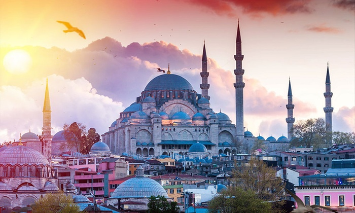 6 Or 8 Day Zagreb And Istanbul Vacation With Hotels And Air From Go Today In Zagreb Hr Groupon Getaways