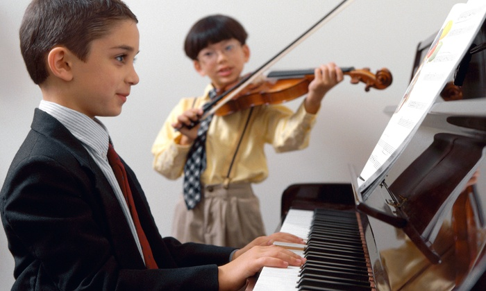 Music Unlimited - Southwest Atlanta: Four 30-Minute or 60-Minute Music Lessons at Music Unlimited (55% Off)
