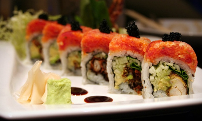 Ku's Sushi - Haltom City: $10 for $20 Worth of Sushi and Pan-Asian Food at Ku's Sushi