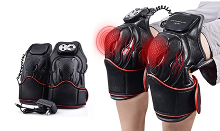 $79 for a Knee Wrap Physiotherapy Massager with Heat and Vibration