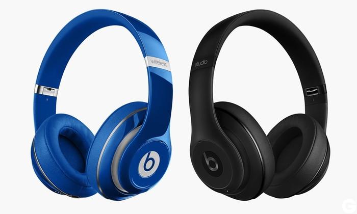 Beats by Dr. Dre Studio2 Wireless Noise-Cancelling Headphones ... 5c80833afa03