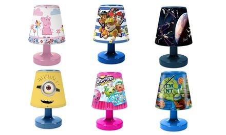 lampes de chevet pour enfant groupon shopping. Black Bedroom Furniture Sets. Home Design Ideas