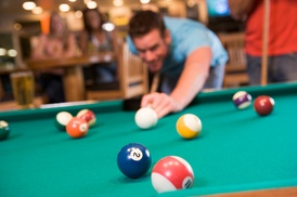 City Billiards: $10 for $16 Worth of Products — City Billiards