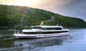 Rössler Linie: Ca. 1,5 Stunden Burgenrundfahrt für bis zu 5 Personen mit der Flotte derRössler Linie (bis zu 52% sparen*)