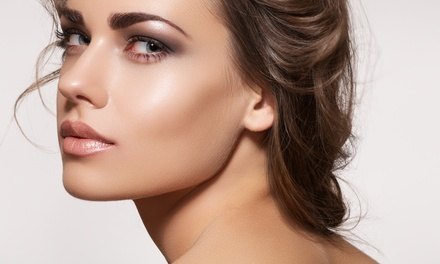 AntiWrinkle Injections: One $119, Two $159, Three $209, or Four Areas $249 at The Face and Hair Clinic