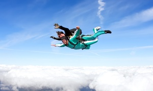 Up to 51% Off Skydiving at Dallas Tandem Skydiving