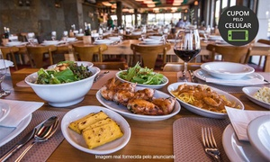 Casa DiPaolo – Bourbon Wallig: Casa DiPaolo – Passo D'Areia: almoço ou jantar para 2 pessoas
