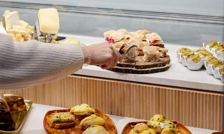 Buffet libre de brunch para 2 o 4 personas desde 29,99 € en La Capilla