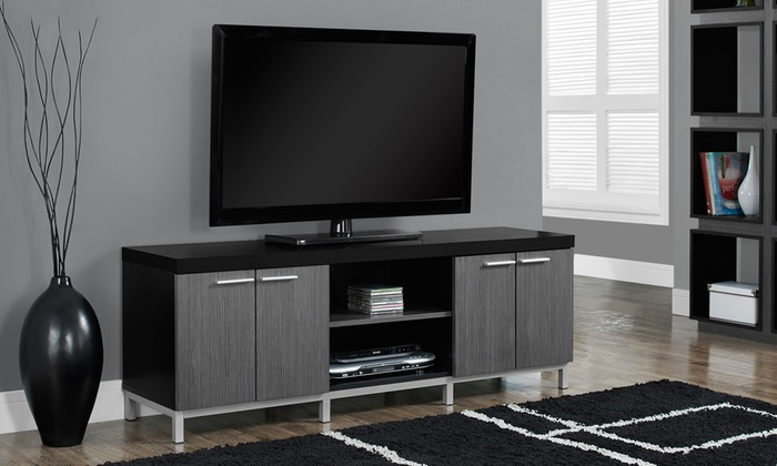 advanced kitchen cabinets contemporary tv console groupon goods 1166