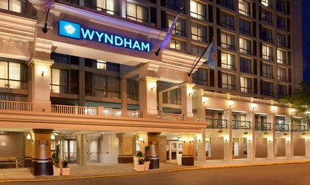 Stay at Wyndham Boston Beacon Hill in Massachusetts. Dates into March 2019.