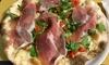 Bar Pizzalponte - Quarrata: Menu con pizza a scelta, dolce e birra media per 2 persone al Bar Pizzalponte (sconto fino a 53%)