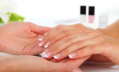 image for Gel Polish on Fingers, Toes or Both at MisMatch Salon (Up to 44% Off)