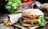 Menu hamburger ou américain frite avec boisson pour 2 ou 4 personnes option 1 ou 2 menus enfant dès 10 € chez Club House