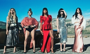 Fifth Harmony: The 7/27 Tour: Fifth Harmony: The 7/27 Tour on Friday, September 16, at 7 p.m.