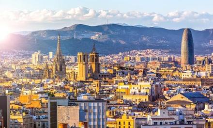 Barcelona: habitación doble superior para 2 con bebida de bienvenida, late check-out y opción desayuno en Casa Vaganto