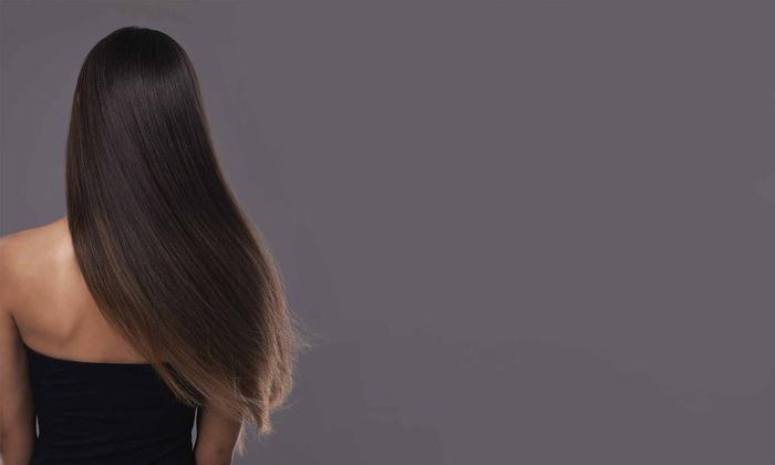 Caché Salon - Caché Salon: Up to 57% Off Keratin Treatments at Caché Salon