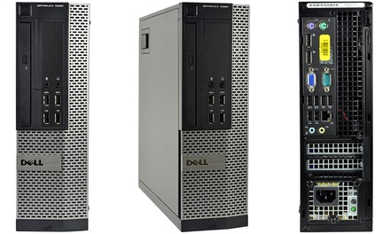 Up To 57 Off On Dell Optiplex 7020 Small Form Fa
