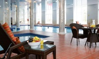 Letterkenny: Two-Night Stay for Two with Glass of Wine, Leisure Access and Late Check-Out at 4* Clanree Hotel